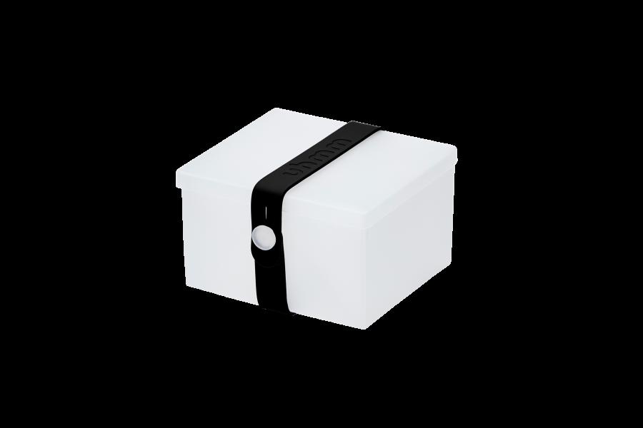 No. 02 Transparent Box/Black Strap – uhmmbox.com